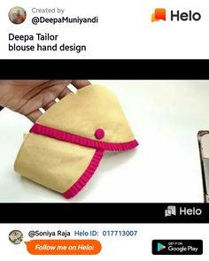 Hand Designs, Coin Purse, Purses, Wallet, Patterns, Blouse, Sleeve, Fashion, Handbags