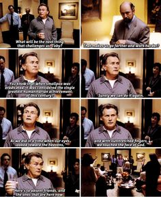 """When he asked """"what's next?""""   28 Jed Bartlet Moments We All Need To Be Reminded Of Right Now"""