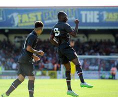Swindon 1-2 Liverpool FC RE-READ: Benteke scores great opener, Ojo seals win, Firmino makes debut - Liverpool Echo