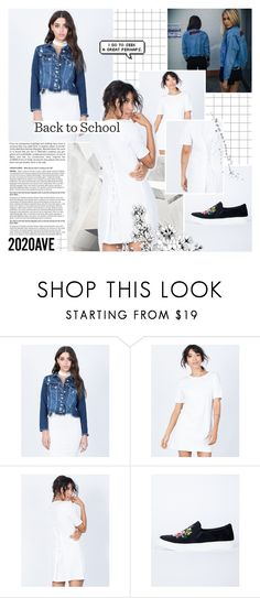 """""""Back to school with 2020AVE 