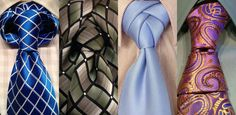 """30 Ingenious Ways to Tie a Tie for Any and Every Situation. """"Matrix"""" Fans Will Love #10."""