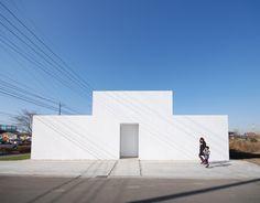 Casa biblioteca / Shinichi Ogawa & Associates