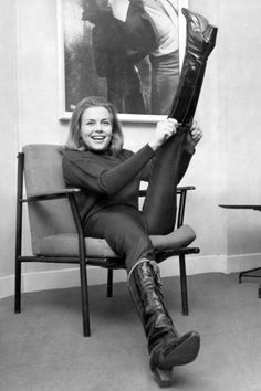 Cathy Gale (Honor Blackman)