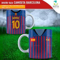 Diseño Camiseta BARCELONA sublimación de tazas - Sublimación de Mugs - Sublimation Templete - Plantilla Taza Camiseta Fútbol Barcelona  #barcelona_turisme #barcelonaenamora #barcelona🇪🇸 #barcelonabeach #barcelonaart #fcbarcelona #barcelonafood #barcelona #barcelonatattoo #barcelonaexperience #barcelonalovers Good Wife, Best Husband, Best Mom, Fc Barcelona, Best Fashion Designers, Best Dentist, Best Photographers, Motto, Cool Style