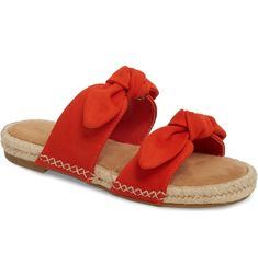 853d4a5cf08670 Free shipping and returns on Coconuts by Matisse Gianna Espadrille Slide  Sandal (Women) at