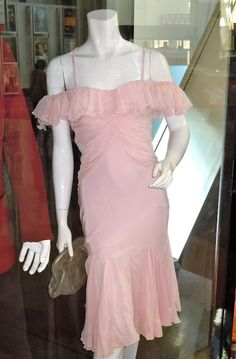 """There She Sews!: """"Footloose"""" costumes: Ariel's Prom Dress"""