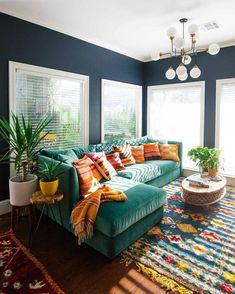 Home Interior Modern New Stylish Bohemian Home Decor and Design Ideas.Home Inter… Home Interior Modern New Stylish Bohemian Home Decor and Design Ideas.Home Interior Modern New Stylish Bohemian Home Decor and Design Ideas Interior House Colors, Home Interior, Interior Design Living Room, Living Room Designs, Interior Modern, Bohemian Interior Design, Interior Windows, Interior Livingroom, Interior Plants