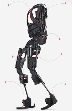 Ekso's Exoskeletons Let Paraplegics Walk, Will Anyone Actually Wear One?