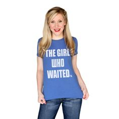 Girl Who Waited Tee