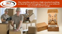 ‪#‎Packing‬ is the important thing to deliver your things safely. Our expertise perform a high standard #packing so that all your belongings reach to you without any scratch and breakage.