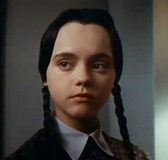 Christina Ricci in The Addams Family