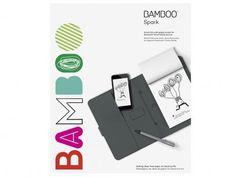 Bloco de Notas Digital para Smartphone - Wacom Bamboo Spark com as melhores condições você encontra no Magazine Najah. Confira!