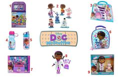 Items for the Little Doctors.   And we're adding some new stuff. Check it out.   To order: http://www.shopaholic.com.ph/