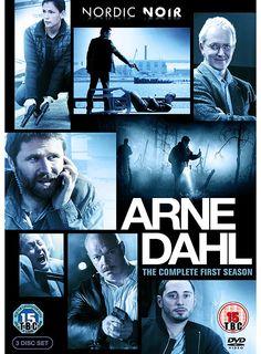 Arne Dahl - I love this series so much!!  2011 Swedish