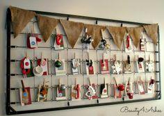 Beauty 4 Ashes: Countdown to Christmas Crib springs Advent Calendar