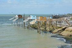Les-carrelets-de-Saint-Palais-sur-Mer-France-- Saint-Palais-sur-Mer (Charente Maritime) Wikipédia