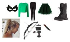 """""""Untitled #91"""" by stillintodisney ❤ liked on Polyvore featuring Giulia Rositani, Lyssé Leggings, Chicwish and Rick Owens"""