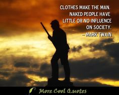 Naked People - More Cool Quotes