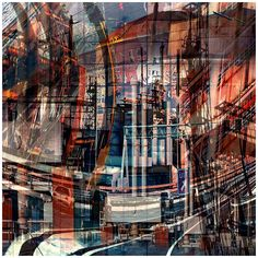Doinel Gallery - Paul Ratigan - Cities