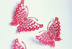 Gorgeous Elegant ButterfliesWedding by MyDreamDecors on Etsy, $10.50
