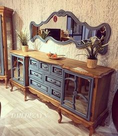 Simple and Ridiculous Tips and Tricks: Rustic Photography Objects rustic furniture teal. Upcycled Furniture, Shabby Chic Furniture, Rustic Furniture, Furniture Decor, Furniture Design, Furniture Hardware, Rustic Photography, Furniture Showroom, Chalk Paint Furniture