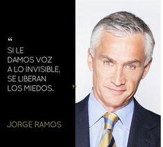 Jorge Ramos.