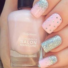 50 Sweet Pink Nail Design Ideas for a Manicure That Suits Exactly What You Need
