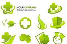 Medical logo via http://www.bazaardesigns.com/wp-content/uploads/medical-logo1.jpg