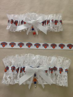 "New York ""Knicks"" Garters by SportzNutty on Etsy"