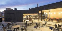 outdoor cafe design - Google Search