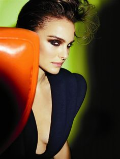 Natalie Portman by Mario Testino