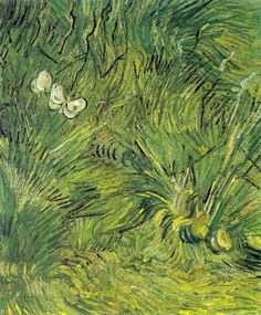 Vincent van Gogh Two White...