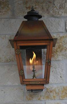 I want Gas Lanterns on my next home! | Lanterns - Love Them ...