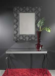 Simplicity I Love Mirrors, Mirror Mirror, Decorating With Pictures, Decorating Your Home, Through The Looking Glass, Furniture Collection, Furniture Design, Shelves, House Design