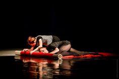 """BalletOFFFestival 2015 - """"Radio Żelaza"""" Dzikistyl Company, fot. K. Machniewicz"""