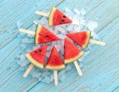Eiskalte Wassermelone am Stiel Rezept