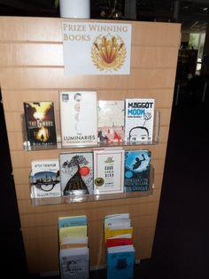 Prize winning books