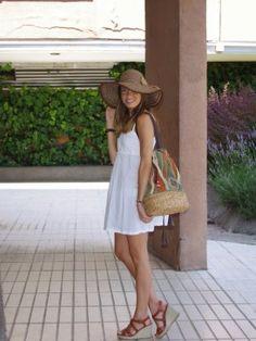martacarriedo Outfit   Verano 2013. Cómo vestirse y combinar según martacarriedo el 3-7-2013