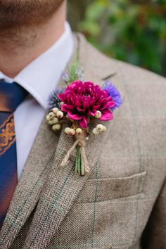 colourful rustic button holes - Google Search