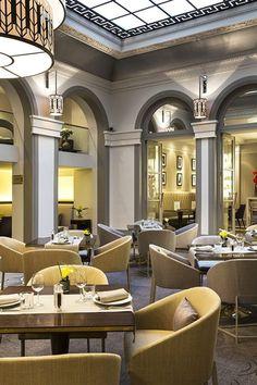 Paris Marriott Opera Ambassador Hotel - Paris, France