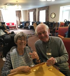 Happy birthday Colin   - Springhill Care Group Lancashire