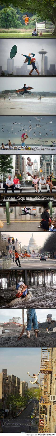 Dancers Among Us LeFunny.net