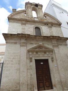 """Chiesa S.Giuseppe"", Monopoli Puglia Italia (Luglio)"