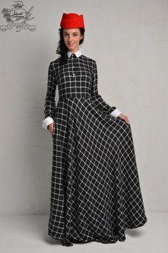 Платье в клетку Бристоль по супер выгодной цене, с доставкой по Москве и России без предоплаты. Приезжайте к нам в магазин, великолепная цена на любой товар!