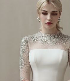 30 Swoon-Worthy Wedding Dresses with Beautiful Details That Reflect Meticulous Craftsmanship!