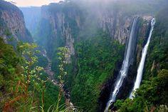 Cachoeira das Andorinhas - Cânion Itaimbezinho - Cambara do Sul (RS) - Brasil