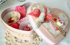 Valentine Treat Box ~ iralamija