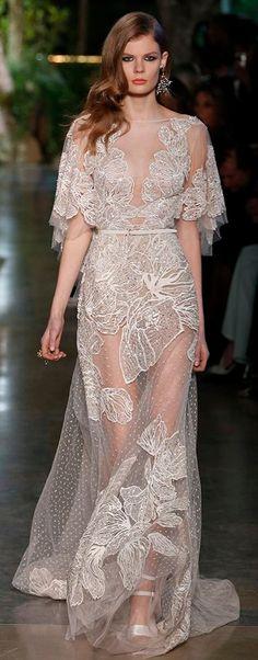 ELIE SAAB Haute Couture Spring Summer 2015 eliesaab.com