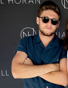 Niall and Harry Make Me Strong — dailyniallnews: Meet & Greet Toronto - Ocean Blue Eyes, Butterflies In My Stomach, Naill Horan, Niall And Harry, King Of My Heart, Important People, James Horan, Rich Man, Editing Pictures
