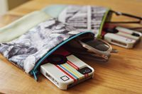 DIY Pochettes avec Photos